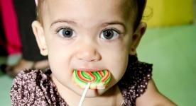 Níver de 1 ano - Ana Júlia