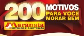 Campanha 200 Motivos - Maranata