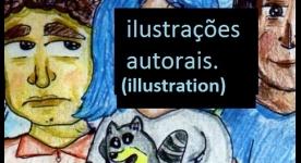 Ilustrações autorais (Illustration)