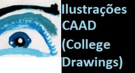 Ilustrações CAAD (College Drawings)