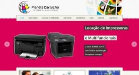 Site Planeta Cartucho