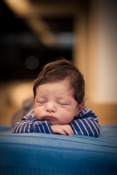 Newborn - Felipe 12 dias