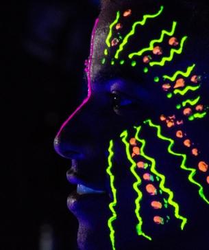 FOTOGRAFIA - Ensaio Neon