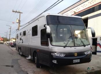 Reforma - Ônibus Comil Campione HD