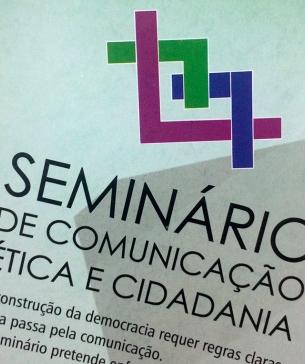 Cartaz - Seminário | Last update08/11/2017