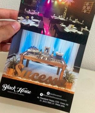 Flyer Eventos - Black House   Last update08/11/2017