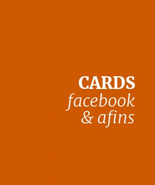 Cards Facebook & Afins | Last update08/11/2017