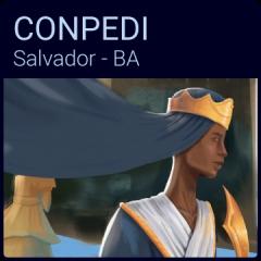 CONPEDI - Identidade Salvador