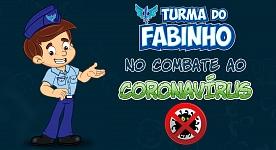 FABINHO NO COMBATE AO CORONAVÍRUS!! (2D)