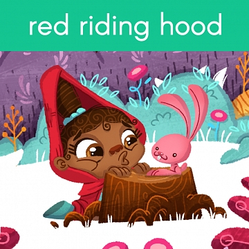 Litle Red Riding Hood