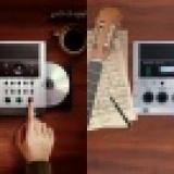 Antes e depois - Montagem / Tratamento