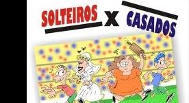Fim de Ano  SOLTEIROS vs CASADOS 2012