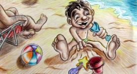 Ilustração infantil/Editorial