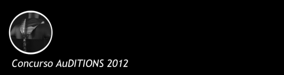 Concurso AuDITIONS 2012