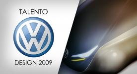 Talento Volkswagen Design 2009