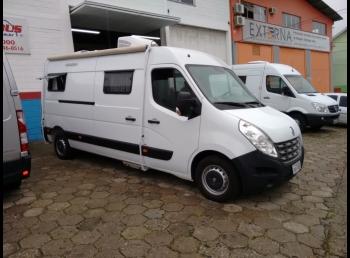 Motor-Home - Renault Master