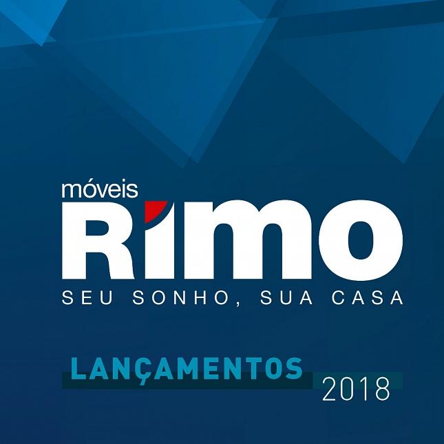 Folder Lançamentos 2018 - Móveis Rimo | Ultima atualização29/12/2017