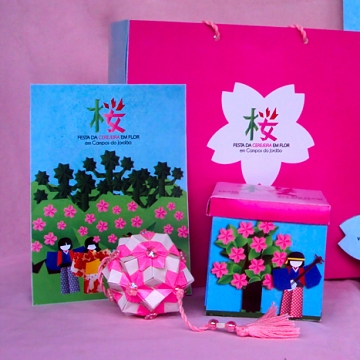 Projeto Festa da Cerejeira em Flor