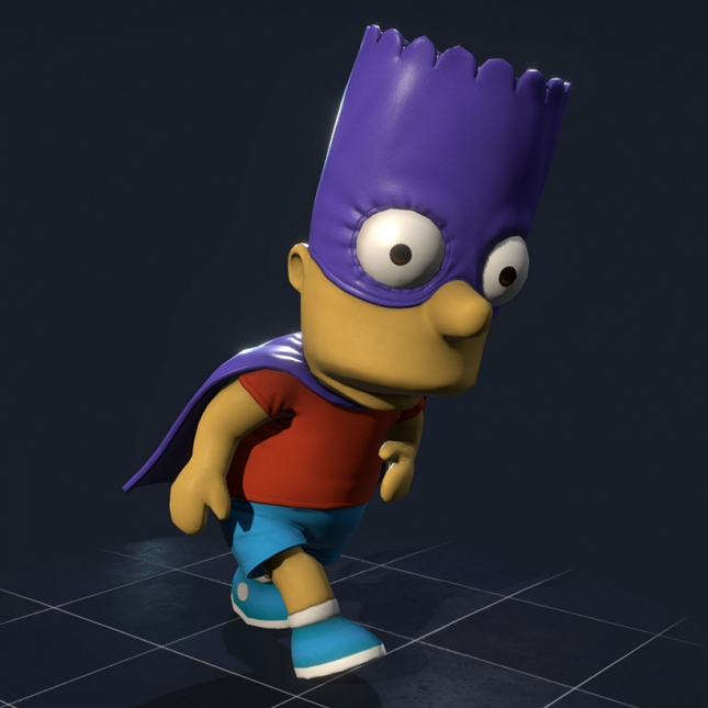 Bart - Superhero | Last update21/11/2020