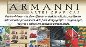 * Breve apresentação - ARMANNI ARTES  *