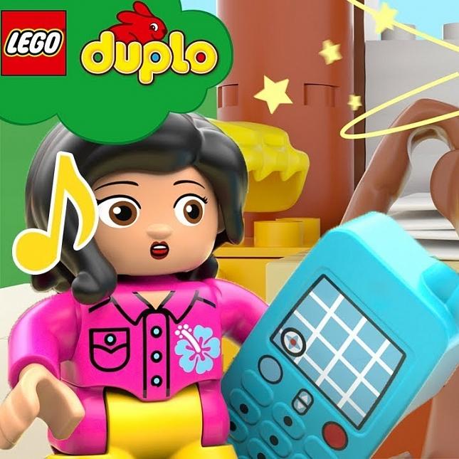 CLIPE ANIMAÇÃO 3D - LEGO DUPLO | Ultima atualização21/08/2020