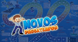 NOVOS PASSATEMPOS TURMA DO FABINHO