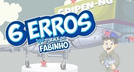 6 ERROS TURMA DO FABINHO!!
