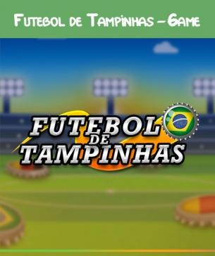 Futebol de Tampinhas - Game | Ultima atualização24/08/2020