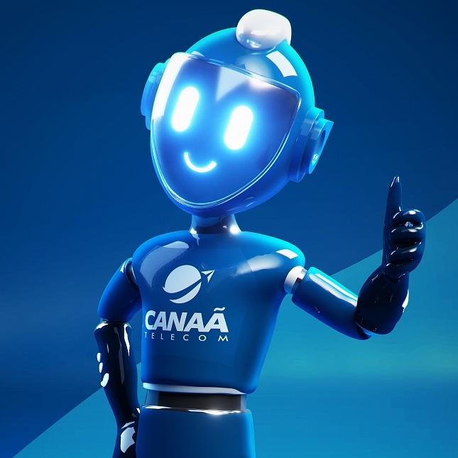MASCOTE 3D - CANAÃ TELECOM | Ultima atualização17/10/2020