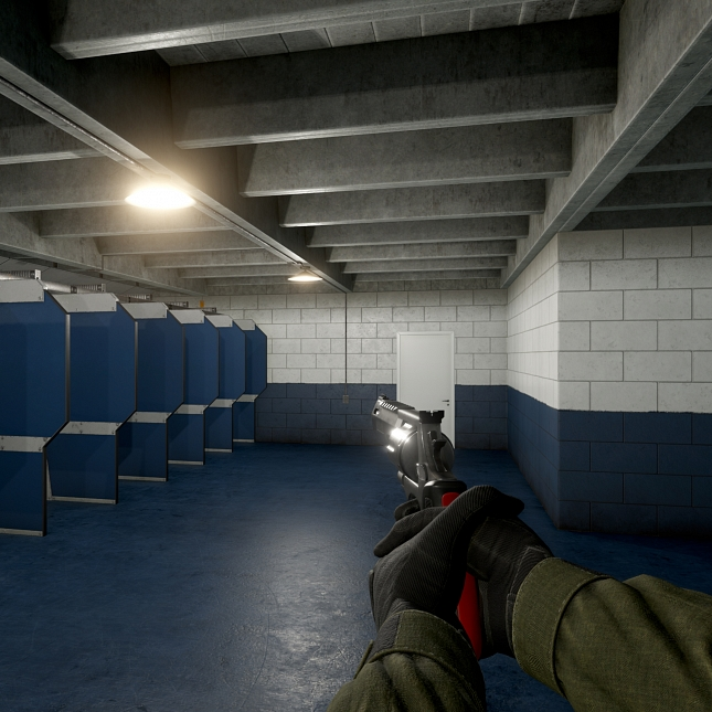 Shooting Range | Last update23/11/2020