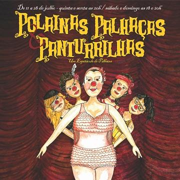 Polainas, Palhaças e Panturrilhas