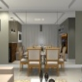 Projetos de cozinha e áreas integradas